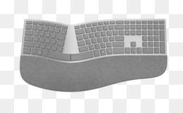 Computer keyboard Surface Studio Computer mouse Ergonomic keyboard - Computer Mouse