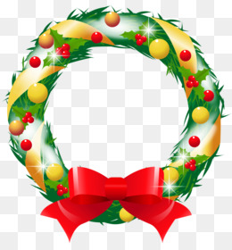 Wreath, Christmas Day, Christmas Ornament, Christmas Decoration PNG image with transparent background