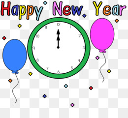 New Year, Happiness, Child, Text, Circle PNG image with transparent background