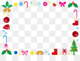 Christmas Border Design Png.Free Download Christmas Border Design Png