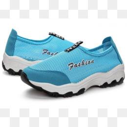 70546af4ff0 Sports shoes Hiking boot Sportswear Walking - Winter Light Blue Shoes for  Women