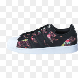 93a4385f5 Sports shoes Adidas SUPERSTAR W Shoes (Trainers) Adidas Originals X Farm  Multi Leopard Print