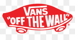 Logo, Vans, Brand, Red, Text PNG image with transparent background