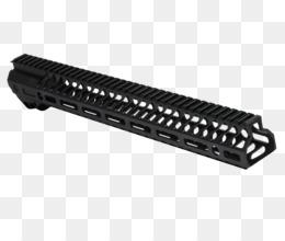 Free download Gun barrel Handguard M-LOK Rail system Firearm