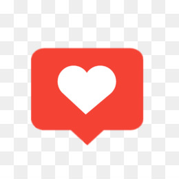 Heart, Computer Icons, Like Button, Red PNG image with transparent background