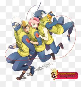 Free Download Sasuke Uchiha Kakashi Hatake Sakura Haruno Naruto Uzumaki Gambar Naruto Png