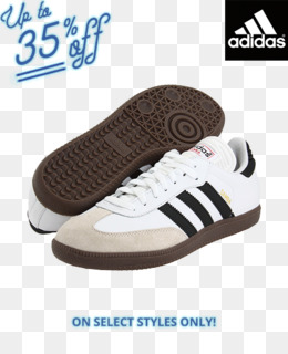 pretty nice 5e0ca 11153 Free download Adidas Samba Classic Indoor Soccer Shoe - WhiteBlack Sports  shoes Skate shoe - Zappos Running Shoes for Women png.