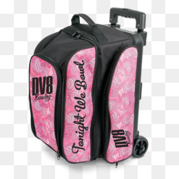 Dv8 Freestyle Double Roller Bowling Bag Ball
