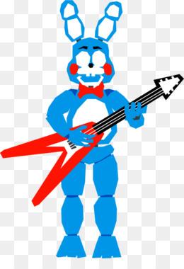 toy bonnie png toy bonnie transparent clipart free download five