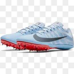 98cfc3855b408 Track spikes Men s Nike Zoom Rival S 9 Unisex Track Spike Sports shoes  Footwear - women
