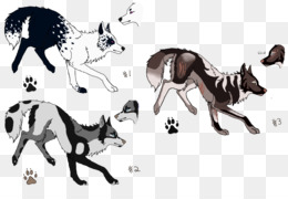 Winged Wolf Drawings PNG - Elemental Winged Wolf Drawings