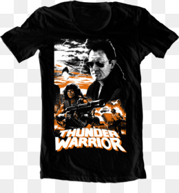 ed6426bf882 Free download T-shirt Hoodie  Chop-Top  Sawyer Robe - thunder warriors png.