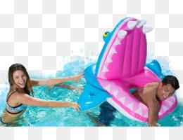 Free download SwimWays Spring Float Swimming Pools SwimWays Eaten ...