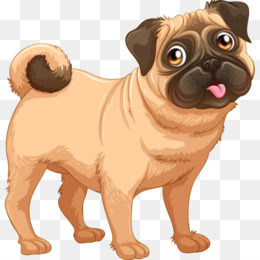 Free download Pug Puppy Shar Pei Vector graphics Stock illustration