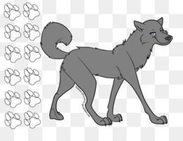 Pokémon Mystery Dungeon Gates To Infinity Puppy Gray Wolf Drawing