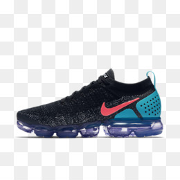 Nike Air Vapormax Flyknit 2 Mens, Shoe, Sneakers, Footwear, White PNG image with transparent background