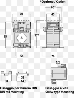current transformer, wiring diagram, transformer, text, black and white png  image with