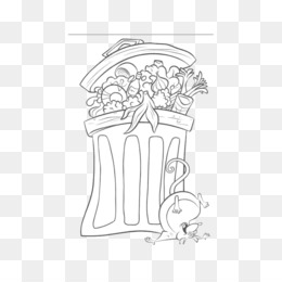 ücretsiz Indirin Boyama Kitabı çizim Görüntü Illüstrasyon çöp