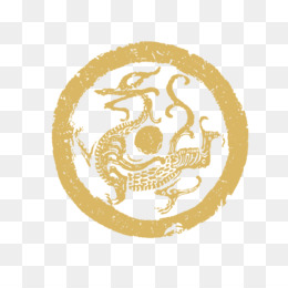 China, Chinese Dragon, Television, Circle, Symbol PNG image with transparent background