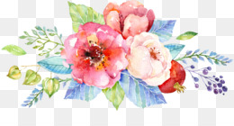 Floral Design, Watercolor Painting, Watercolor Flowers, Flower, Flowering Plant PNG image with transparent background
