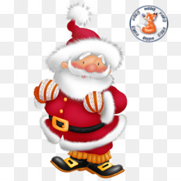 Santa Claus, Borders And Frames, Christmas Day, Christmas Ornament PNG image with transparent background