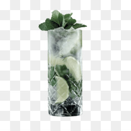 Highball Glass, Mojito, Vodka Tonic, Mint Julep PNG image with transparent background