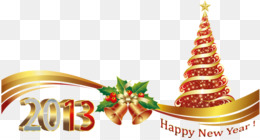 New Year, Christmas Day, Poster, Christmas Ornament, Christmas Decoration PNG image with transparent background