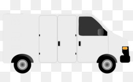 Van, Ford Transit Courier, Volkswagen Type 2, Car, Motor Vehicle PNG image with transparent background