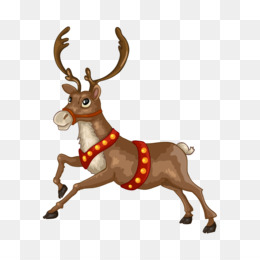 Santa Claus, Reindeer, Stock Photography, Deer PNG image with transparent background