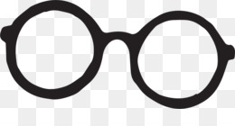 Harry Potter, Hogwarts School Of Witchcraft And Wizardry, Broom, Eyewear, Glasses PNG image with transparent background