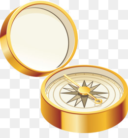 Computer Icons, Compass, Download, Yellow, Makeup Mirror PNG image with transparent background