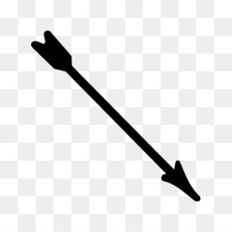Arrow, Bow And Arrow, Silhouette, Line, Tool PNG image with transparent background