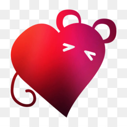 Heart, Love My Life, Redm, Red PNG image with transparent background