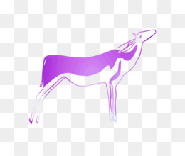 Canidae, Dog, Unicorn, Violet, Purple PNG image with transparent background