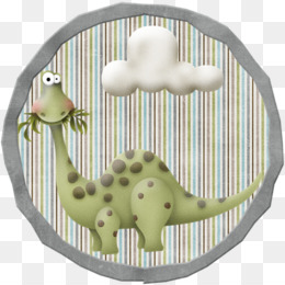 Dinosaur, Invitation, Party Fiesta, Yellow, Beige PNG image with transparent background