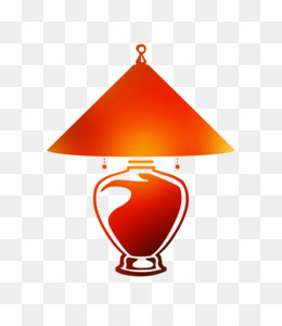 Ceiling Fixture, Ceiling, Orange, Red PNG image with transparent background