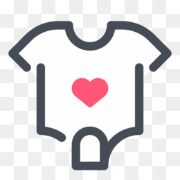 Computer Icons, Encapsulated Postscript, Tshirt, Pink, Heart PNG image with transparent background