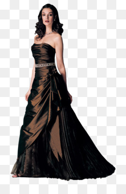 Dress, Party Dress, Evening Gown, Gown PNG image with transparent background