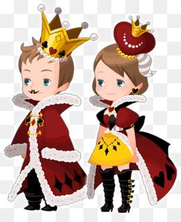 Queen of Hearts Alice's Adventures in Wonderland Portable Network