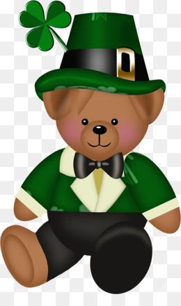 Saint Patrick, Saint Patricks Day, Irish People, Green, Cartoon PNG image with transparent background