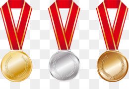 Cartoon Gold Medal png download - 1024*1017 - Free