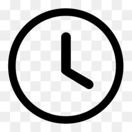 Free download Clock Line png