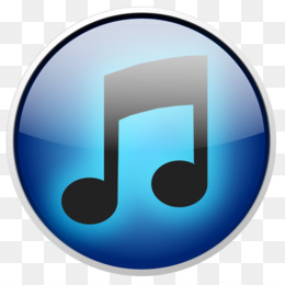 Free download Itunes Blue png